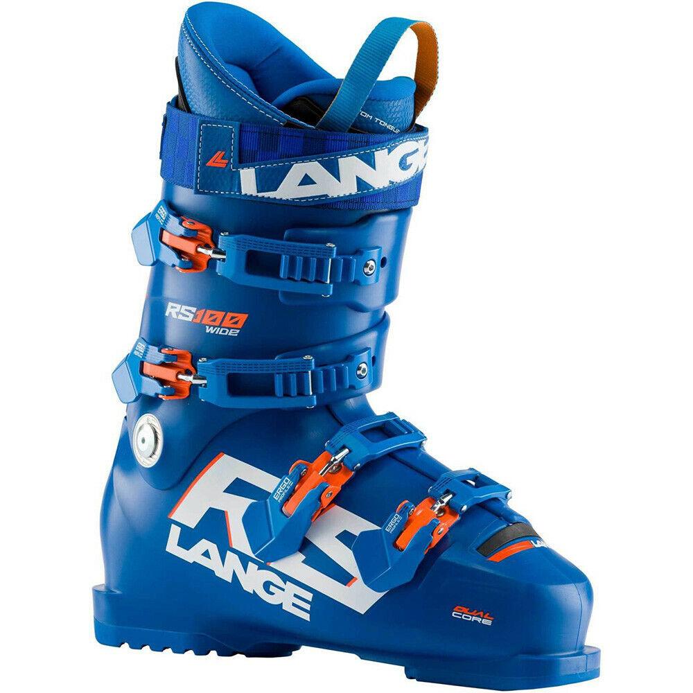 Skischuhe Rs 100 Breit Power Blau