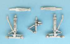 Boeing 720 Landing Gear For: 1/144th Scale Roden Model - SAC 14415