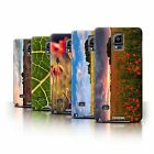 STUFF4 Case Cover for Samsung Galaxy Note 4 British Countryside Pack 8pcs
