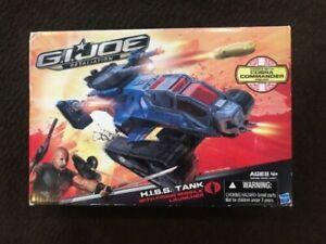 GI Joe Retaliation Tread Ripper Tank With Clutch Action Figure MIB Hasbro Toy