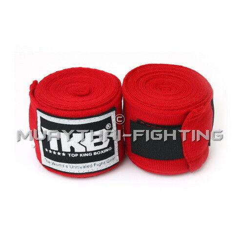 New Top King Muay Thai Boxing Professional Handwraps