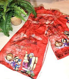 Vietnamese Ao Dai with Pants Ao Dai Cach Tan Free Fast Priority shipping