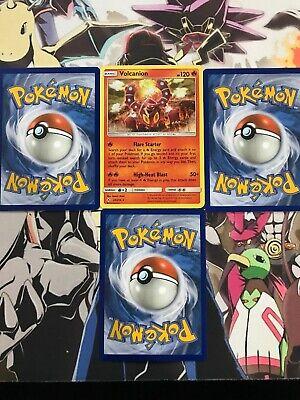 Volcanion standard holo 25//214 Pokémon TCG Unbroken Bonds