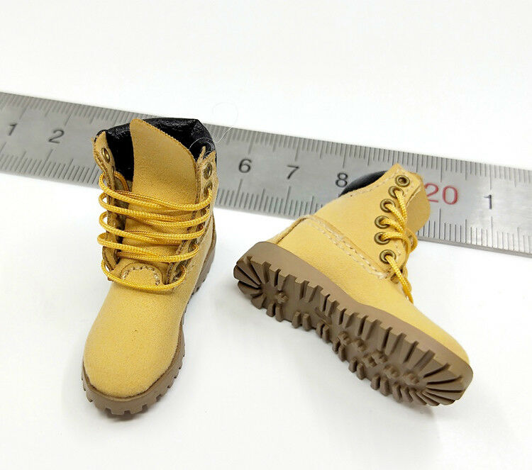 SUPERMCTOYS 1 6 Scale Hollow Pilot Snow Boots Boots Boots Model  F12  Female Phicen UD Body 6d0a65