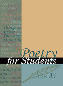 Poetry-for-Students-Volume-19