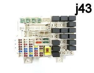 mitsubishi colt vi 6 (z_) z30 sicherungskasten wn108319 | ebay