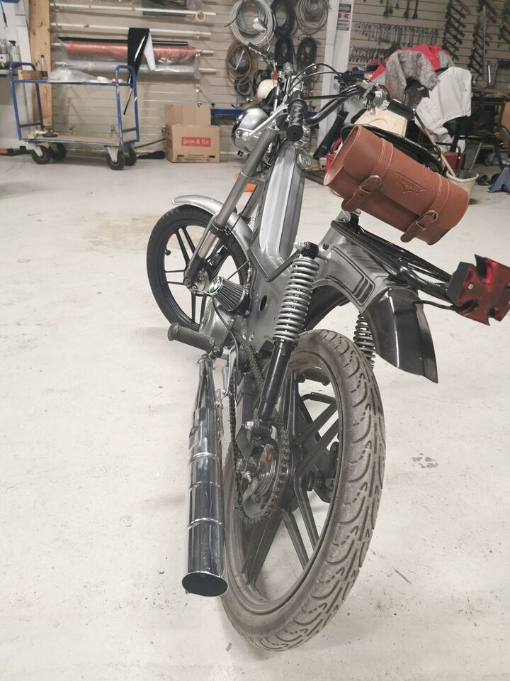 Puch Puch maxi S, 1984, 0-50 km