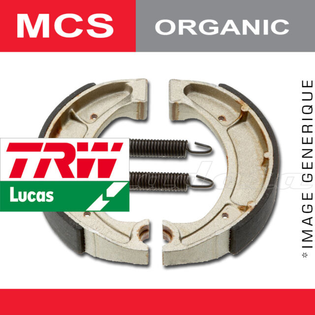 Mâchoires de frein Avant TRW Lucas MCS 952 pour Yamaha DT 250 MX (1R7) 77-82