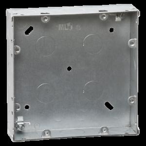 Knightsbridge 6-8 G 35 mm en acier galvanisé Boîte