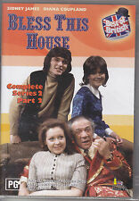 Bless This House - Complete Series 2 Part 2 New & Sealed R0 Pal DVD
