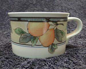 Mikasa Intaglio Garden Harvest Mug Cup Cac29 Mint Ebay