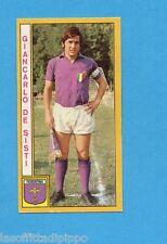 PANINI CALCIATORI 1969/70-Figurina- DE SISTI - FIORENTINA -Recuperata