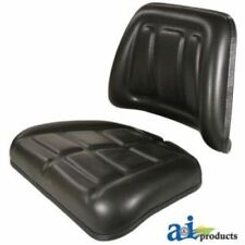 Made To Fit Massey Ferguson Tractor Seat Cushion Kit Backrest Amp Bottom