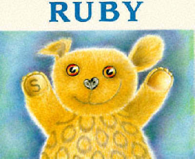 Ruby (Red Fox picture books), Glen, Maggie, Good Book