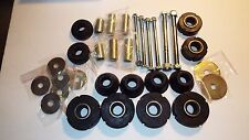 67,68,69,70,72 Chevy, GMC Pickup Truck Cab Body Mount Rubber Bushing & Hardware