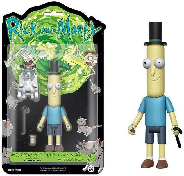 """NUOVO Ufficiale Funko Rick e Morty 5/"""" Morty Action Figure"""