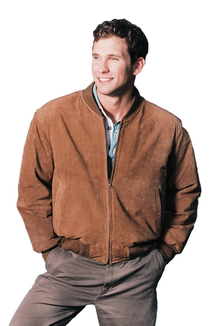 CLASSIC REED SINCE 1950 BASEBALL SUEDE LEATHER JACKET ...