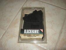 Blackhawk Products Group Pocket Nylon Holster Concealment 40PP03BK for sale online