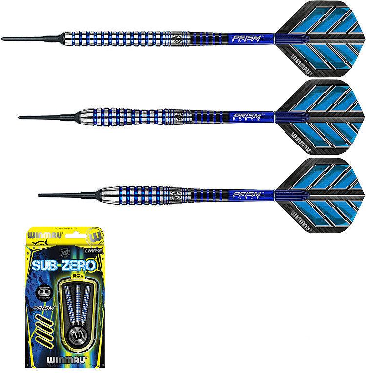 Darts WINMAU Sub Zero Softdarts - Dart Set Set Set b3f432