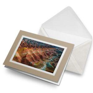Greetings-Card-Biege-Rainbow-Mountains-of-Zhangye-3604