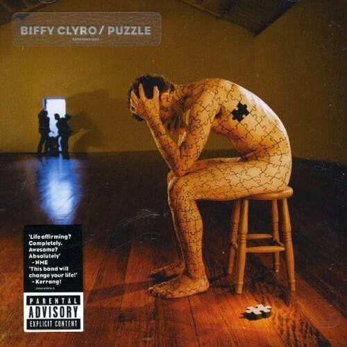 1 of 1 - Biffy Clyro - Puzzle - Biffy Clyro CD RAVG The Cheap Fast Free Post