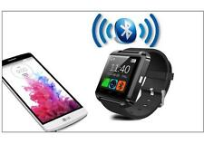 Smartwatch Bluetooth Armbanduhr Sport für LG Huawei Samsung  iPhone Handy