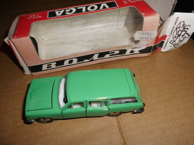 VOLGA   1.43 ESTATE CAR MADE IN USSR BOXED