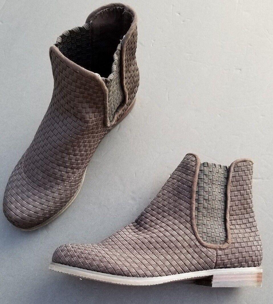 Zee Alexis Dawn Ankle Ankle Ankle Stiefel Größe 41 US 10 Vegan c599f7