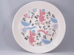 Moomin Plate 19cm STOCKMANN Limited Edition 2015 Arabia Finland *New