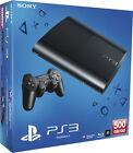 Sony Playstation 3 Super Slim 500GB Schwarz Spielekonsole