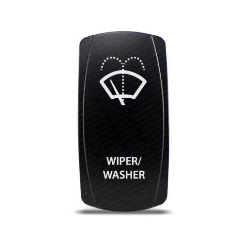 Washer Symbol CH4X4 Marine Rocker Switch Wiper