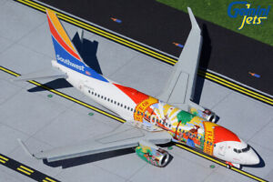 "GEMINI200 (G2SWA914F) SOUTHWEST ""FLORIDA ONE"" 737-700 1:200 SCALE DIECAST MODEL"