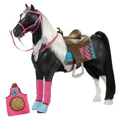 """Our Generation 20"""" American Paint Horse With Accessories"""