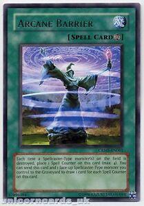 CRMS-EN061-Arcane-Barrier-Rare-Mint-Card
