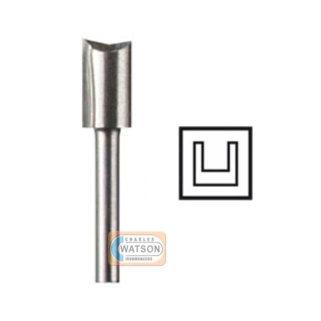 DREMEL Multi Power Tool Accessories 654 6.4mm Straight Router Bit Cutter Shaper