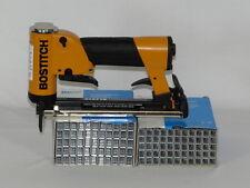 Upholstery Stapler Air Bostitch Bht21671b Staple Gun Amp 2 Bxs Staples