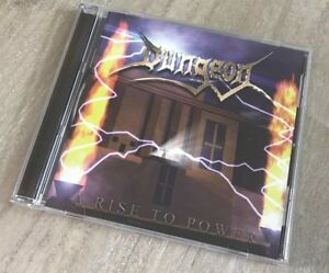 Dungeon-A-Rise-To-Power-CD-New-From-The-Band-LORD