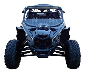 Can Am Commander For Sale >> Can-Am Maverick X3 DS & Base model Mud Flaps / Fender Flares by MudBusters | eBay