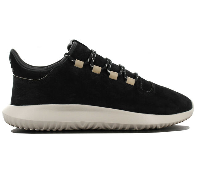 e748bfe42e9 Adidas Originals Tubular Shadow Leather Shoes Trainers By3568 Gym Shoe New