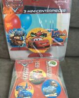 Disney Cars Party Decorations Lot Hanging Centerpiece Lightening Mater Hallmark