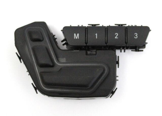 Mercedes-Benz Sitzverstellschalter vorne links W204 C-Klasse C63 AMG A2048702079
