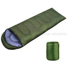 Outdoor Envelope Sleeping Bag Camping Travel Hiking Multifuntion Ultra-light New