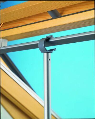VELUX Bedienstange 80cm ZCZ 080 optional Adapter Bedienung Sonnenschutzprodukt
