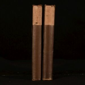 1920-2vol-The-Letters-of-William-James-Henry-James-Biography-Illustrated