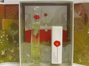 e5b1e6251 Flower by Kenzo Women Perfume 2 Pieces Gift Set 1.7 oz EDP Spray + ...