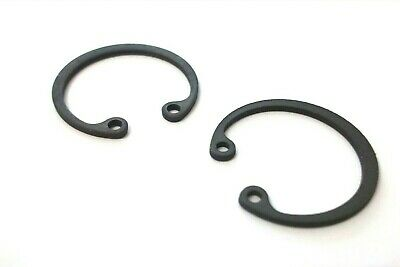 last few BRAND NEW UK SELLER 6 x internal circlips to suit 19mm shaft groove