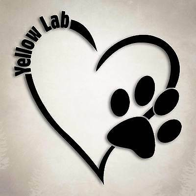 ADOPT VINYL STICKER DOG ANIMAL BONE LAPTOP PUPPY CHOOSE COLOR