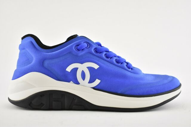 chanel low top trainers