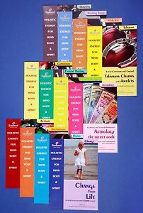 Mind-Body-Spirit-box-set-of-12-books-Dowsing-Astro-Wish-plus-a-bonus-book