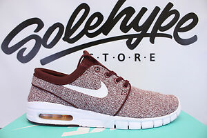huge discount c7018 7cb80 Image is loading NIKE-SB-STEFAN-JANOSKI-MAX-TEAM-RED-CIRCUIT-